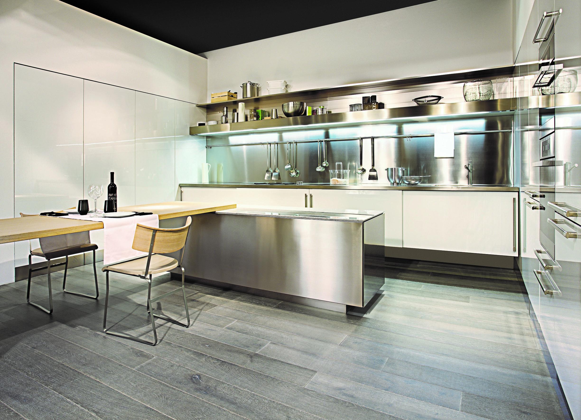 Collaborazioni zl parquet for Pavimenti per cucina e soggiorno